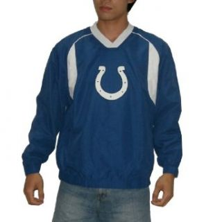 Mens Indianapolis Colts Pullover Jersey Jacket
