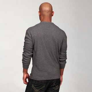 Chereskin Mens Thermal Henley Shirt