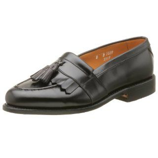 Allen Edmonds Mens Newport Tassel Loafer,Black,9 B Shoes