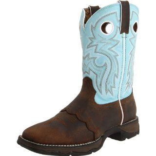 Flirt with Durango Womens 10 Steel Toe Western Boot RD3315 Shoes