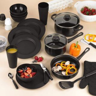 Gibson 83 piece Kitchen Combo Set