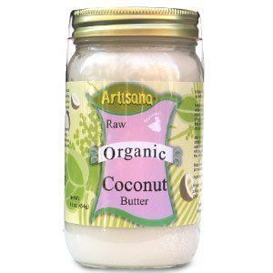Artisana 100% Organic Raw Coconut Butter    16 oz Grocery