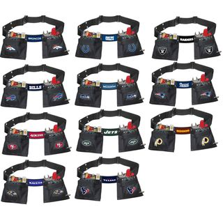Officially Licensed NFL Tool Belt
