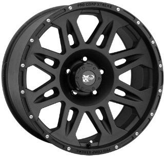 Pro Comp Alloys Series 7005 Flat Black Wheel (17x9/5x4.5)