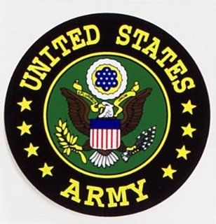 United States Army Seal Decal    Automotive