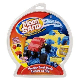 Moon Sand Monster Truck kit Toys & Games