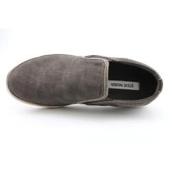 Steve Madden Mens Gutter Fabric Casual Shoes