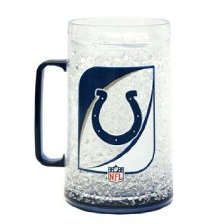 NFL Indianapolis Colts 36 Ounce Crystal Freezer Monster