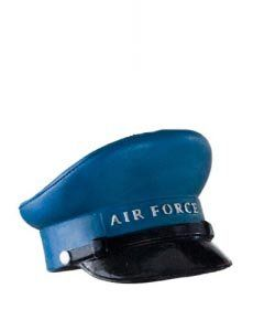 United States Air Force Military Hat Christmas Ornament