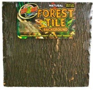 Zoo Med Natural Forest Cork Tile, Medium, 12 x 18 Inches