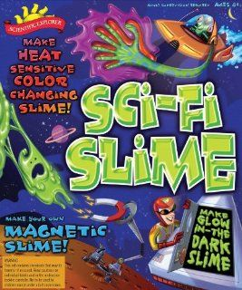 POOF Slinky 0SA224 Scientific Explorer Sci Fi Slime