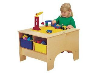 Jonti Craft 57449JC, Kydz Building Table   Lego Compatible