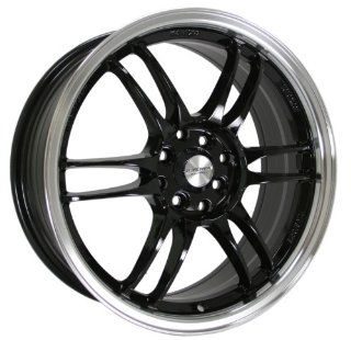 Kyowa Racing Series 228 Black   18 x 7.5 Inch Wheel