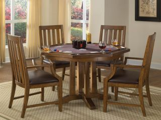 Home Styles Arts & Crafts 5 piece Game Table Set Today $968.06