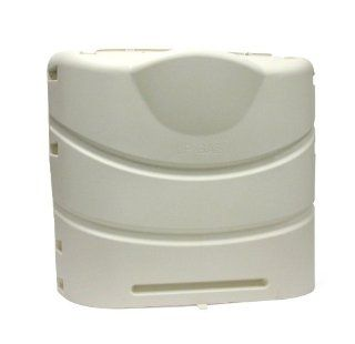 Camco 40532 RV Heavy Duty Propane Tank Cover   Colonial White