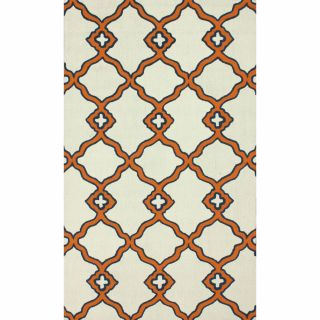Rug Collective Handmade Moroccan Trellis Wool Rug (76 x 96) Today $