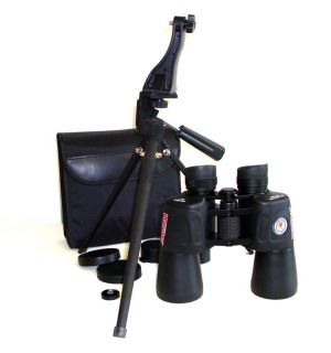 North American Hunter 10x50 BAK4 Prism Binoculars