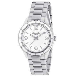 Kenneth Cole New York Mens Classic Stainless Steel Watch